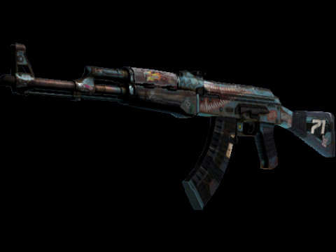 AK-47 | Rat Rod (Minimal Wear)