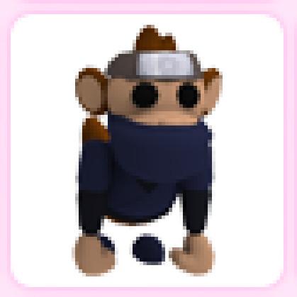 Nija Monkey - Adopt Me