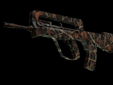 FAMAS   Crypsis (Factory New)