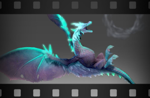 Taunt: Pleasant Distraction (Winter Wyvern Taunt)