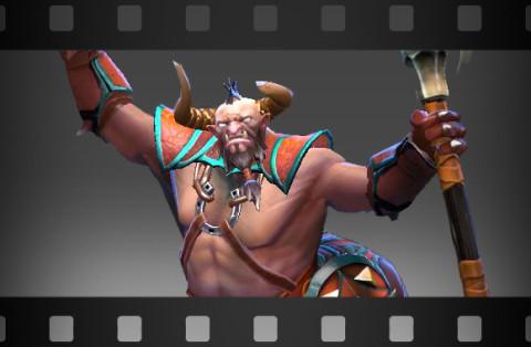 Taunt: Battle Dressage (Centaur Taunt)