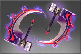 1 SET Basher of Mage Skulls (Immortal Anti-Mage)