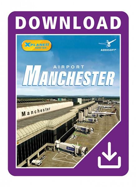 Airport Manchester XP11 (XPlane 11)