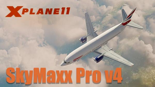 Skymaxx Pro X Plane 11
