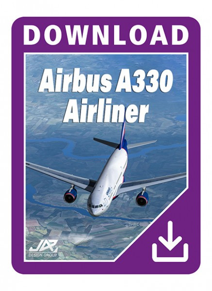 Airbus A330 X Plane 11