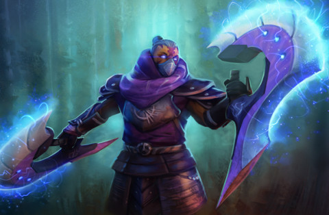 The Witch Hunter (Anti Mage Set)
