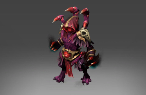 Depraved Malformation (Shadow Demon Set)