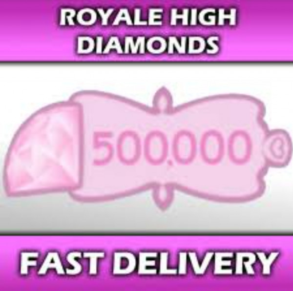 1000 Royale High Diamonds
