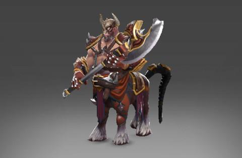 The Conquering Tyrant Set (Centaur Warrunner Set)