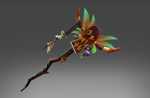Genuine Witch Staff (Witch Doctor)