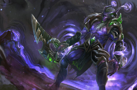 Misgivings of the Emerald Age (Faceless Void Set)