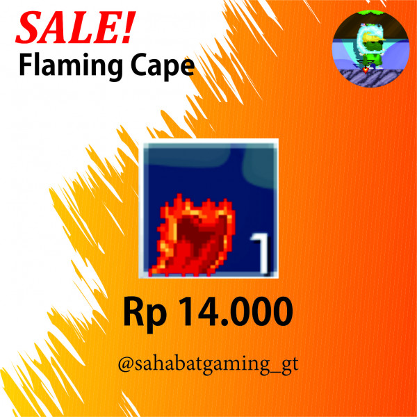 Flaming Cape