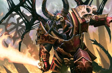 Daemon Prince of Khorne (Doom Set)