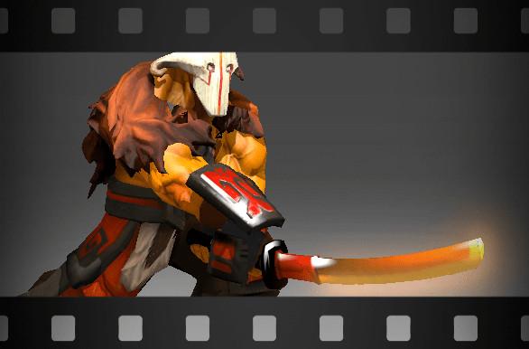 Taunt: Sharp Blade (Juggernaut)