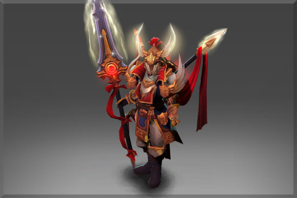 Honored Servant of the Empire (Legion Commander Set)