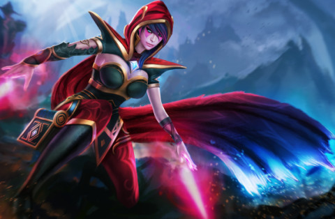 Province of the Psion Inquisitor (Templar Assassin Set)