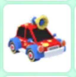 Clown car Adopt me