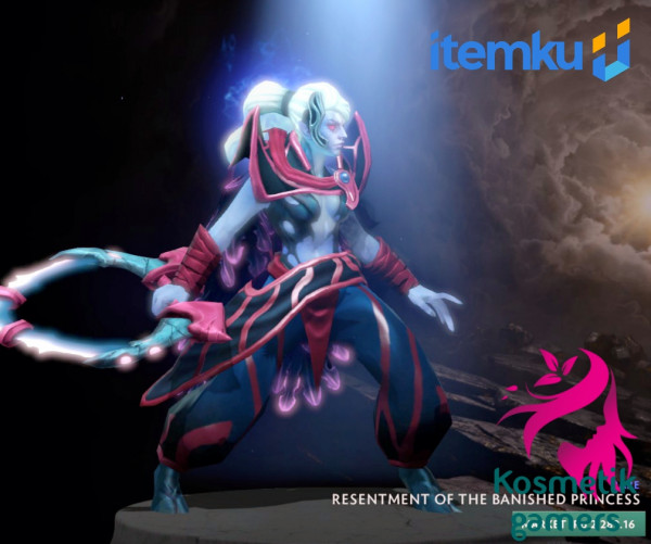 Resentment of the Banished Princess (Vengeful Spirit Set)