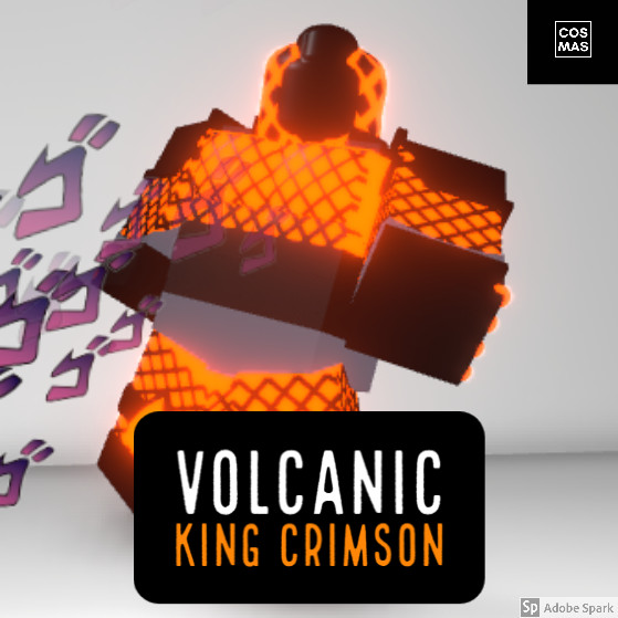 Volcanic King Crimson (ABD Modded)