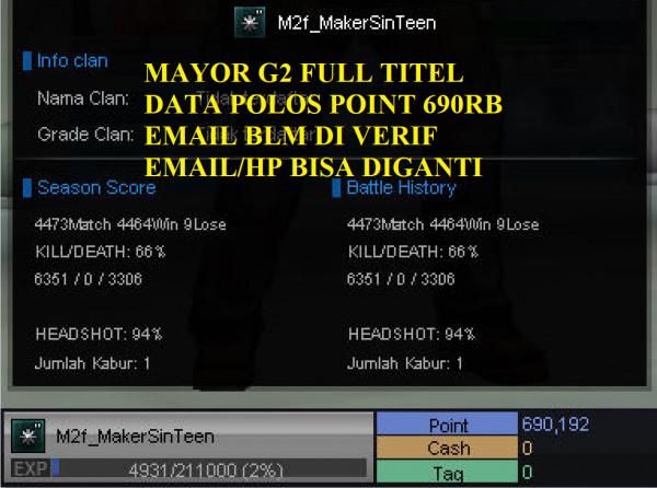 Mayor Grade 2