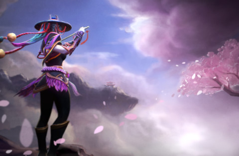 Shadows of the Wuxia (Templar Assassin Set)