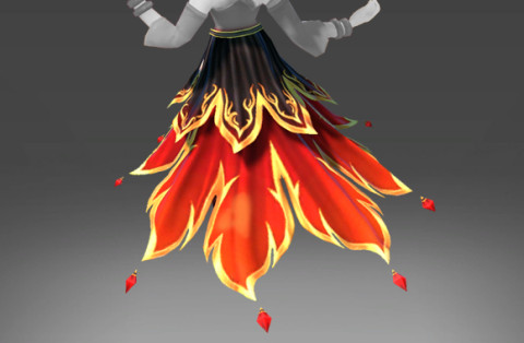 Infused Dress of the Bewitching Flare (Lina)