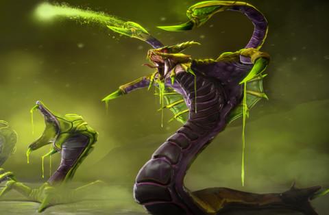 Venomous Deathbringer (Venomancer Set)