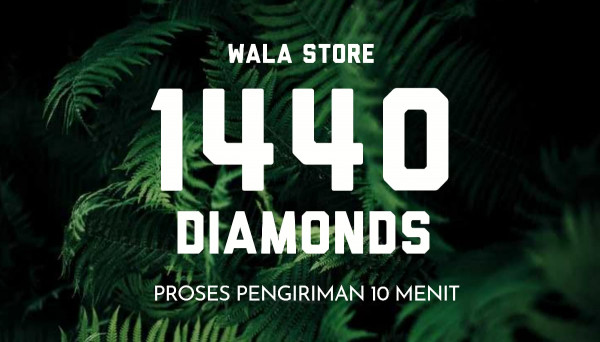 1440 Diamonds