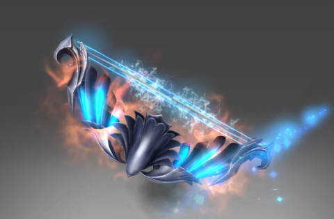 Infused Algid Legacy (Drow Ranger)