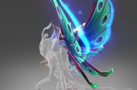 Infused Wings of the Ethereal Monarch (Puck)