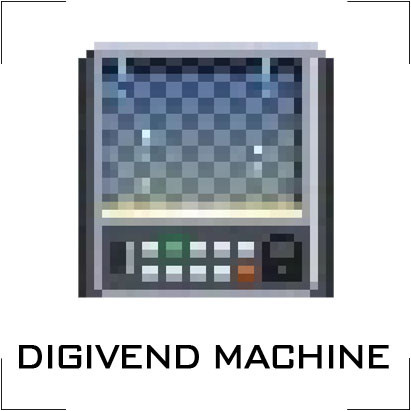 DigiVend Machine