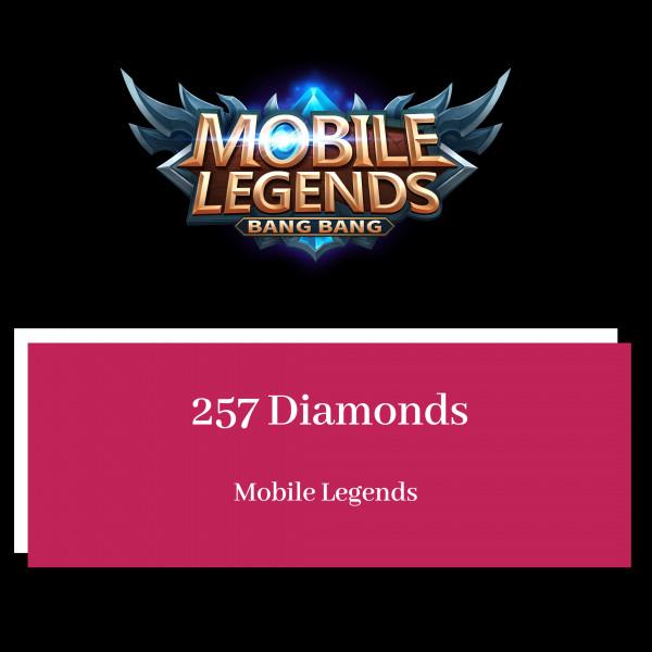 257 Diamonds