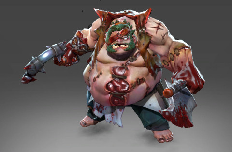 The Ol' Chopper's Set (Pudge Set)
