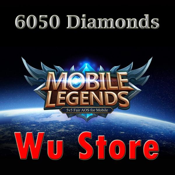 6050 Diamonds