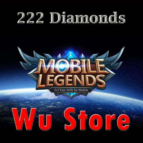 222 Diamonds
