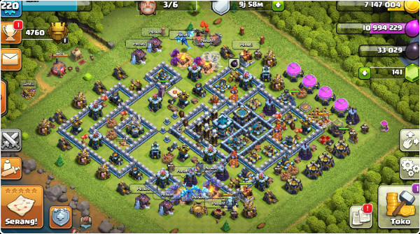 TH13 HERO 70-71-50-20 BH MLM GG LOGIN GP