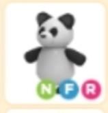 Panda NFR Pet Adopt Me