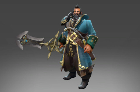 The Steadfast Voyager Set (Kunkka Set)