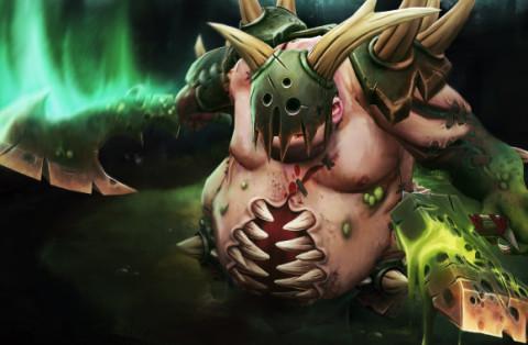 Genuine Plague Champion of Nurgle