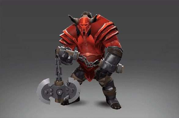 Forged in Demons' Blood Set (Axe Set)