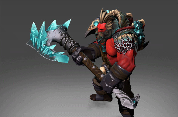 Snowpack Savage (Axe Set)