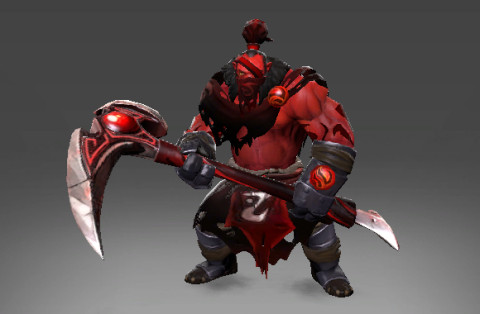 Red Mist Reaper Set (Axe Set)