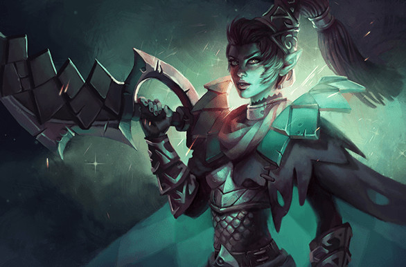 Dame de Carreau (Phantom Assassin Set)