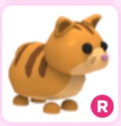 Ginger Cat Ride (Adopt Me)