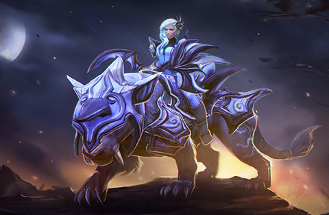 Armaments of the Night Grove (Luna Set)