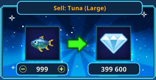 999 Tuna (Large)