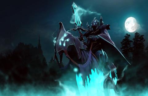 Compendium Rider of Avarice (Abaddon Set)