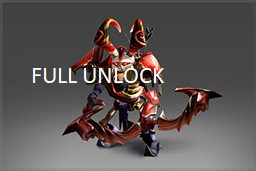 Urushin Huntsman  (Clinkz Set)FULL UNLOCK