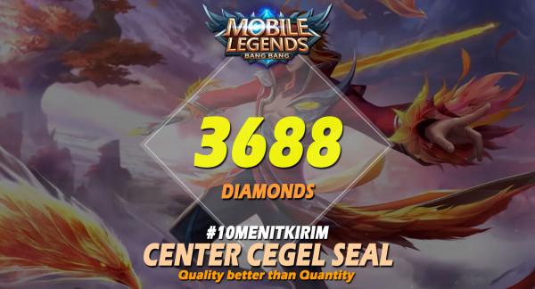 3688 Diamonds