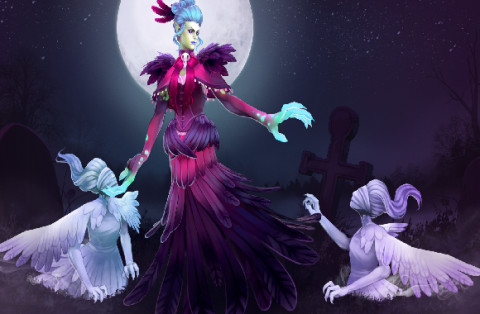 Vesture of the Unkind Countess